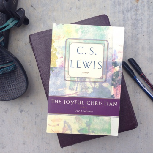 The Joyful Christian C.S. Lewis